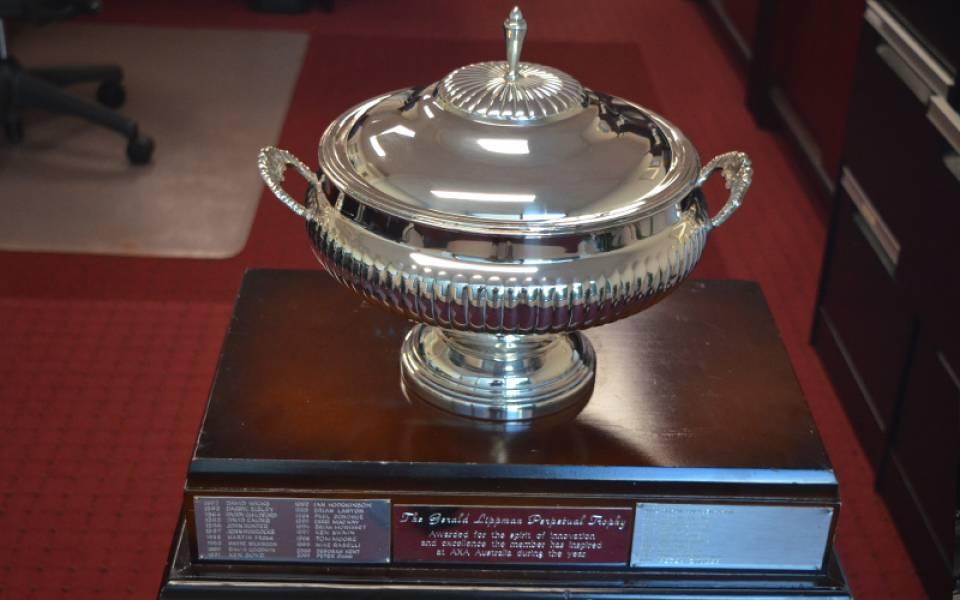 Gerald Lippman Perpetual Trophy
