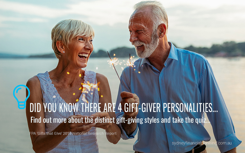4 Gift-Giving Personalities