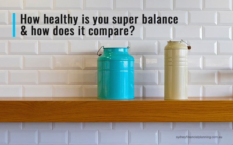 How does your super compare?