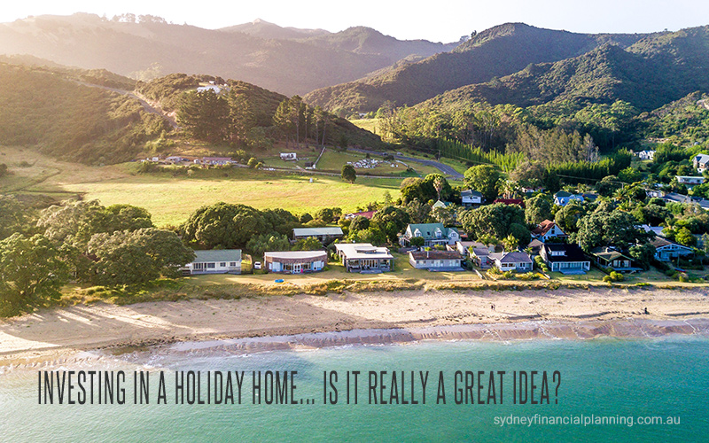 Buying a Holiday House