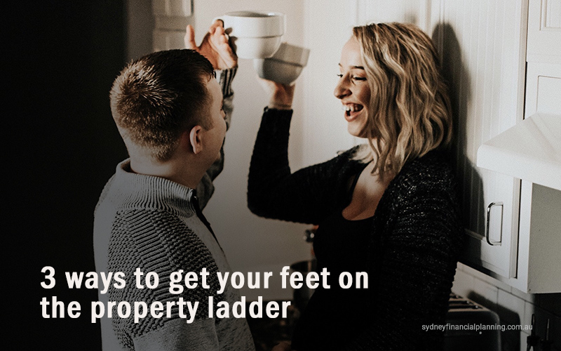 Get on the Property Ladder