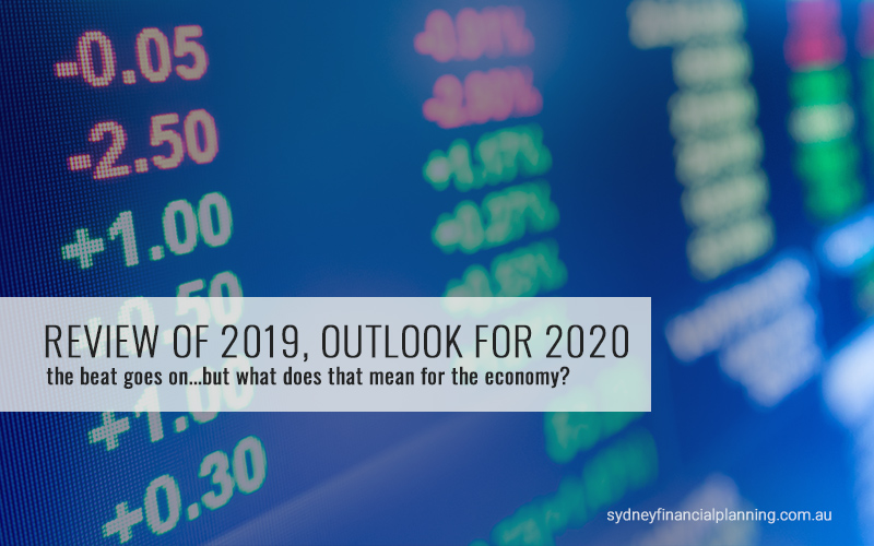 Economy review of 2019 and outlook for 2020