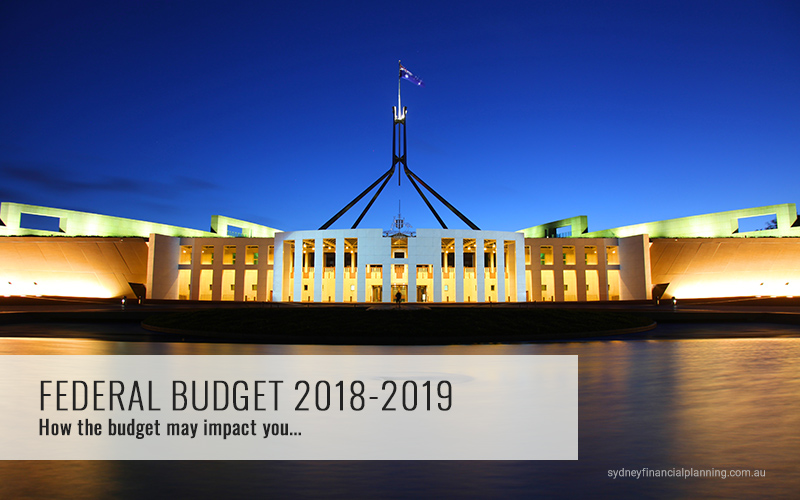 SFP - 2018 Federal Budget Review