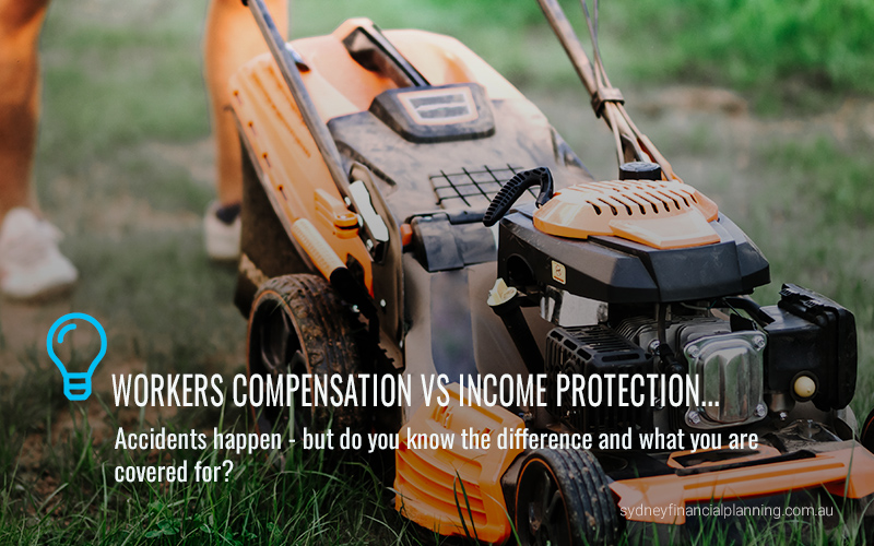 Workers compensation vs income protection