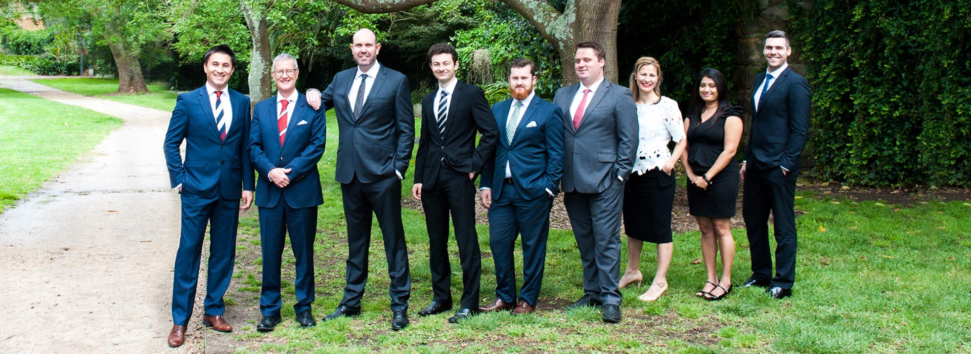 Sydney Financial Planning - Our Financial Planning Team